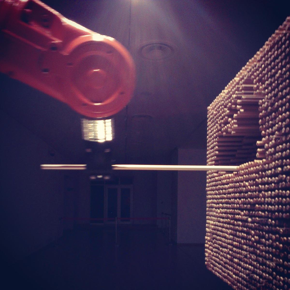Robot Craft – Proiect cercetare idz arhitectură © Ionuţ ANTON